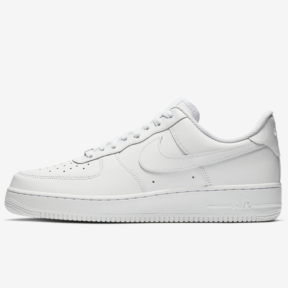 Nike Other - Nike Air Force 1 All White size (Men 8.5/Women10)
